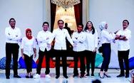 7 bạn trẻ làm cố vấn cho Tổng thống Indonesia để phụng sự tổ quốc