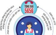 Đọc báo cùng bạn 19-8: Tổng đài 5656 - 'Thuốc' trị tin nhắn, cuộc gọi rác