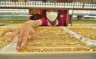 Giá vàng tăng giảm chóng mặt