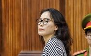 Bị cáo Lê Thị Thanh Thúy: 'Một phụ nữ như tôi làm sao tác động được cả hệ thống?'