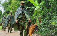 Lính quân hàm xanh ngăn dịch COVID-19 nơi biên ải Tây Nam