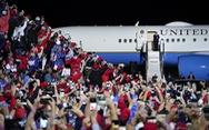 Bầu cử tổng thống Mỹ: Ông Trump hừng hực, Đảng Dân chủ lo