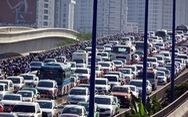 TP.HCM cấm xe qua cầu vượt Nguyễn Hữu Cảnh từ 3-10