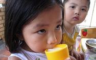 Gần hết hạn triển khai, mới có 16% trẻ em được tham gia chương trình sữa học đường