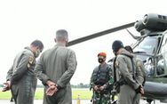 Tìm thấy nhiều mảnh thi thể từ vùng biển máy bay Indonesia rơi