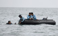 Xác định vị trí hai hộp đen máy bay Indonesia rơi xuống biển, bắt đầu trục vớt