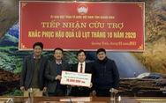 BEST Inc. mang 'Tết ấm' cho người dân Miền Trung