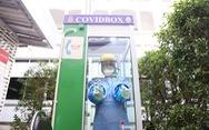 Bốt điện thoại thành điểm xét nghiệm COVID-19