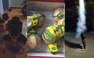 Lăng kính 24g: 'Chợ' pháo cấm rầm rộ trên mạng