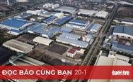 Đọc báo cùng bạn 20-1: 'Đại bàng' công nghệ làm tổ ở Việt Nam