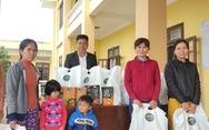 Báo Tuổi Trẻ và Tập đoàn GREENFEED hỗ trợ quà tết bà con vùng lũ Quảng Nam