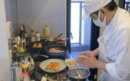 Dịch vụ nấu ăn tại nhà ở Nhật Bản trong thời COVID-19
