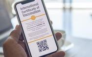 Hy Lạp phát hành giấy chứng nhận tiêm chủng COVID-19 số