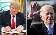Ông Trump để lại lá thư cho ông Biden, nội dung vẫn là 'bí mật'