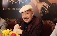 Trần Tiến hát 'Chuyện tình' sau tin đồn về sức khoẻ