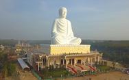 Bình Phước: Khánh thành tượng Phật ngồi cao 73m