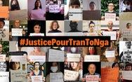 Công lý cho Trần Tố Nga: Vụ kiện không chỉ của một người