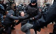 Nga chỉ trích Mỹ can thiệp nội bộ sau vụ biểu tình ủng hộ ông Navalny