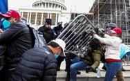 Hỗn loạn chưa từng có ở tòa nhà Quốc hội Mỹ, Vệ binh quốc gia phải ra tay