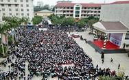 Hơn 4.000 học sinh dự tư vấn tuyển sinh tại ĐH Vinh: Nhiều câu hỏi 'nóng' ngành an ninh, quân đội
