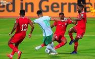 Oman - đối thủ vừa tầm của tuyển Việt Nam
