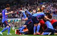 Chặn đứng chuỗi toàn thắng của Úc, Nhật sống lại hy vọng dự World Cup 2022