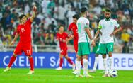 Trung Quốc thua trận thứ 3 ở vòng loại thứ 3 World Cup 2022