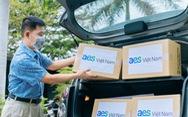 AES Việt Nam trao tặng 1.000 bộ xét nghiệm nhanh COVID-19 tại tỉnh Bình Thuận