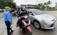 Bỏ giấy xét nghiệm qua hai tỉnh, dân Nghệ An, Hà Tĩnh vui mừng