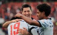 Ghi 4 bàn trong 7 phút, Bayern 'vùi dập' Leverkusen