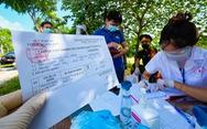 Từ vùng 'xanh rờn' đến Thái Nguyên, Vĩnh Phúc vẫn phải xét nghiệm COVID-19?