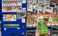 Máy bán thực phẩm tự động nở rộ tại Nhật Bản