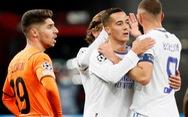 Real Madrid và Inter lập lại trật tự ở bảng D