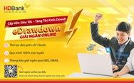 Giải ngân 100% online, tiền về ngay tài khoản doanh nghiệp