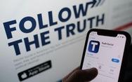 Mạng xã hội của ông Trump chưa ra mắt, tin tặc đã 'hỏi thăm'