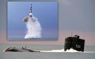 Đông Bắc Á chạy đua tên lửa SLBM