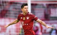 Lewandowski lại ghi bàn giúp Bayern duy trì ngôi đầu