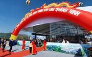 Quảng Ninh khởi công 4 dự án trị giá 12 tỉ USD