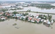 Áp thấp nhiệt đới suy yếu khi vào Khánh Hòa - Bình Thuận