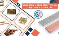 Cát Vạn Lợi sản xuất băng nhôm tiếp địa đạt chuẩn IEC 62561
