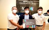 Thế Giới Di Động mở hẳn chuỗi mới để giao iPhone 13