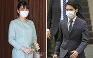 Công chúa Nhật Bản kết hôn, từ bỏ cuộc sống hoàng gia theo chồng sang New York