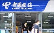 Mỹ 'hất cẳng' Hãng viễn thông Trung Quốc China Telecom