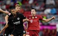 Lewandowski 'tịt ngòi', Bayern bất ngờ thua ngược Frankfurt