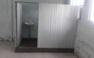 Sóc Trăng cấp tốc xây nhà vệ sinh trong lớp học dành cho người cách ly