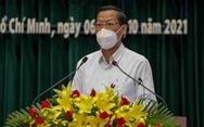 Chủ tịch Phan Văn Mãi: 'Đến tháng 11, TP.HCM cũng chưa thể bình thường mới'