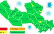 Toàn bộ 15 huyện, thị xã, thành phố tại Long An đã hóa 'vùng xanh'