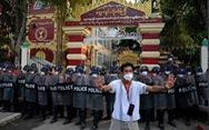 Thêm Anh, Canada công bố trừng phạt các tướng quân đội Myanmar