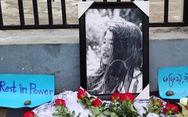 Người dân Myanmar đưa tiễn 'nữ anh hùng tuổi 20'