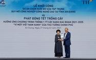 Phó thủ tướng Trương Hòa Bình dự lễ khởi công dự án chăn nuôi 10.000 con bò sữa công nghệ cao